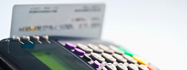 Credit Card Processing Unit
