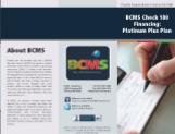 BCMS Check 180 Platinum Plus Plan