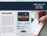 BCMS Check 180 Silver Plan